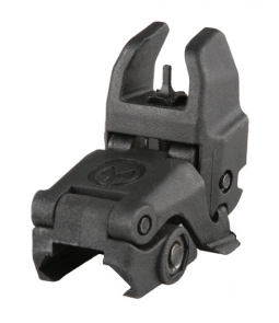 [ACM-09-010771] Flip-Up Gen.2 Rear Sight - Black